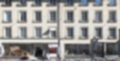 Hauseingang Augenärzte am Bollerk