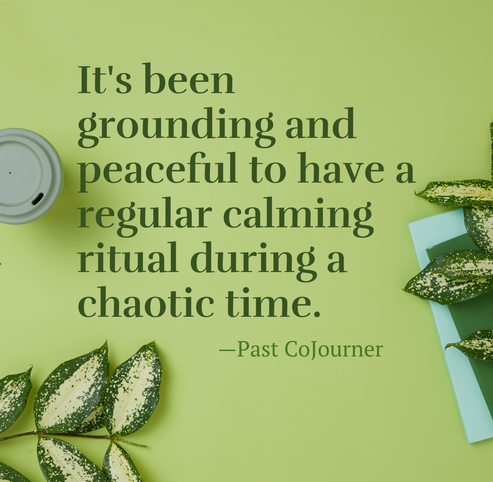 """""""Grounding and Peaceful"""""""