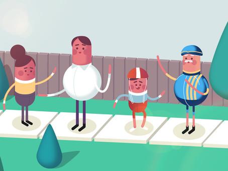 Personskadeforbundet LNT – Animasjoner og illustrasjoner
