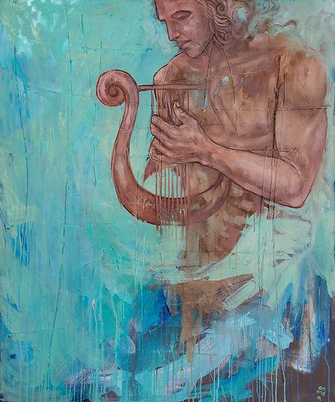 amanda forward, apollo, greek mythology