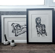 amanda forward, art, artist, picture