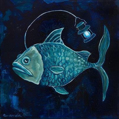 fish, ocean, amanda foward