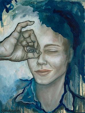 amanda forward, portrait, woman