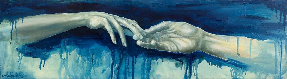 amanda forward, hands, love
