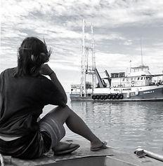 pearler, pearl diving, pearl diver, boat, mariner, ocean, australia, western australia