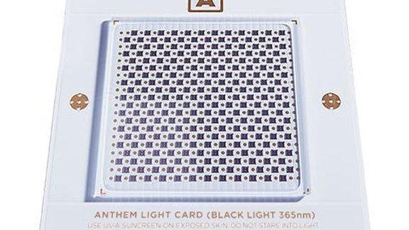 Anthem Light Card (Black Light 365)