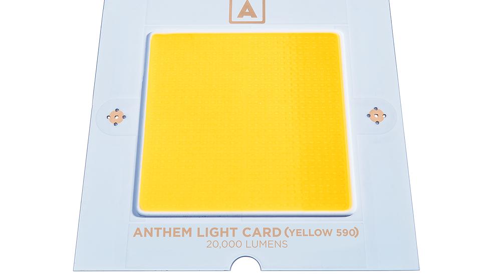 Anthem Light Card (Yellow 590)