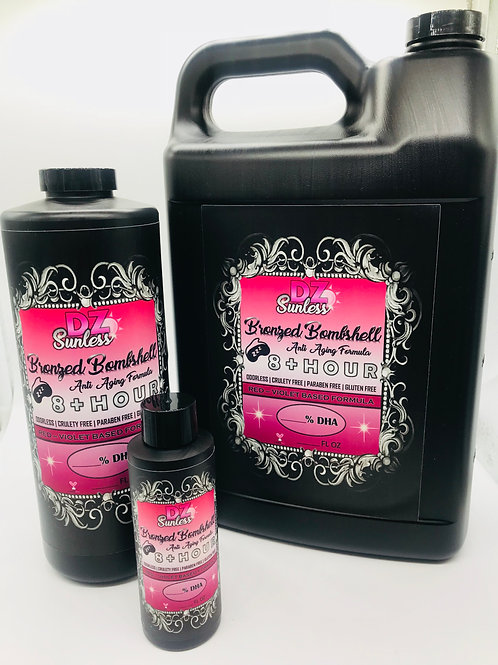 Wholesale Salon Cost Bronzed Bombshell 8+ Hour Formula 1 Gallon