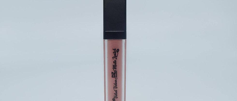 (3) Velvet Velour Matte Liquid Lipstick | Cool Mauve