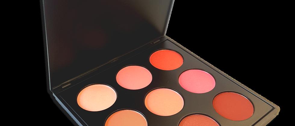 The Beautifully Blushing Palette