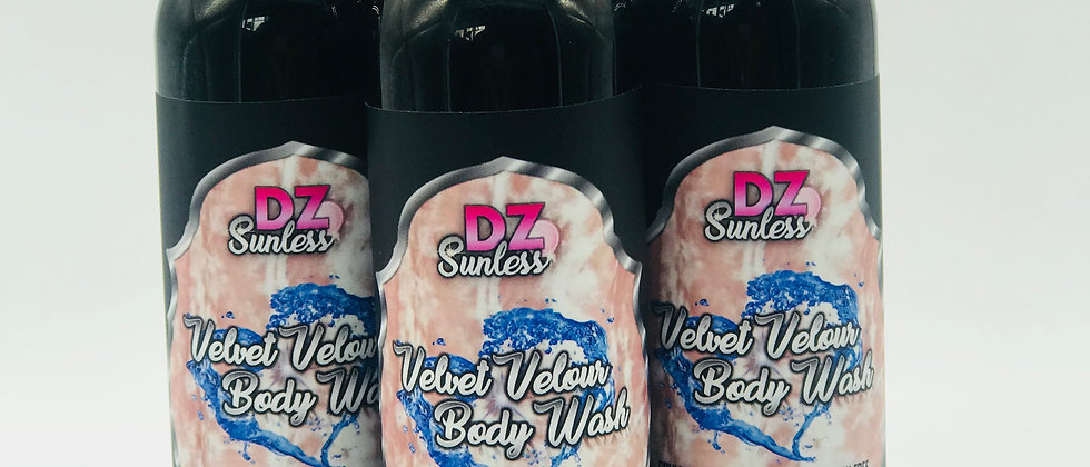 Velvet Velour Shower Gel 8oz