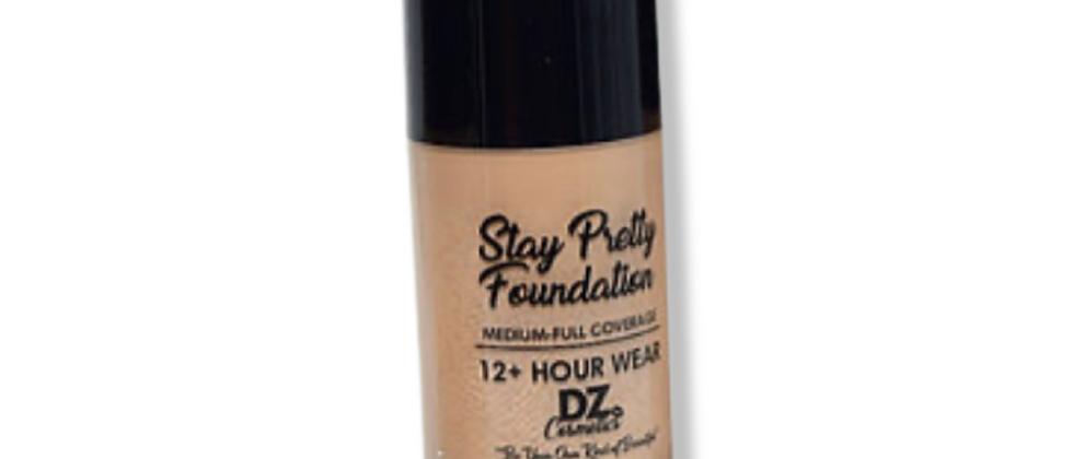 Stay Pretty Foundation | Medium/Dark