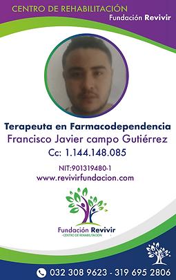 Francisco Javier campo Gutiérrez _Mesa d