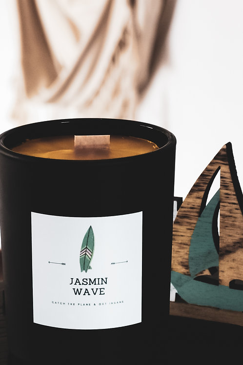 """Jasmin Wave"" Jaśminowa Fala"