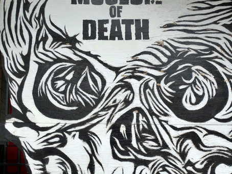 Muzeum Śmierci w HOLLYWOOD - najtwardsi wymiękają