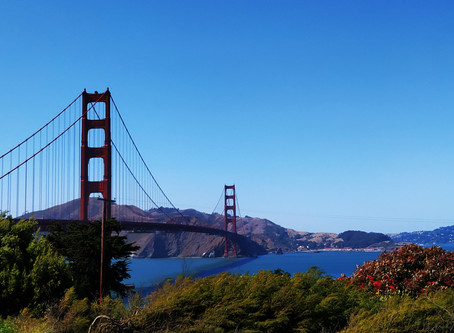 Golden Gate Bridge, San Francisco - most samobójców