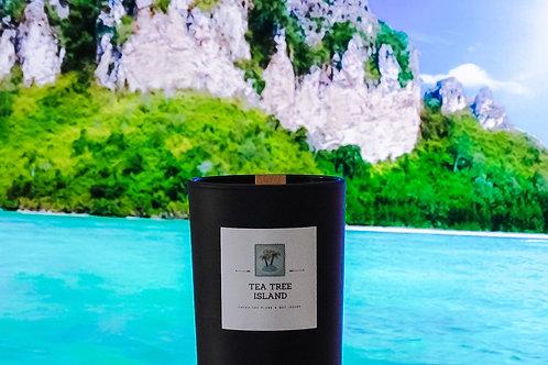 """""""Tea Tree Island"""" Wyspa Drzewa Herbacianego"""