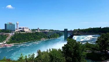 Wodospad Niagara, Nowy Jork, USA