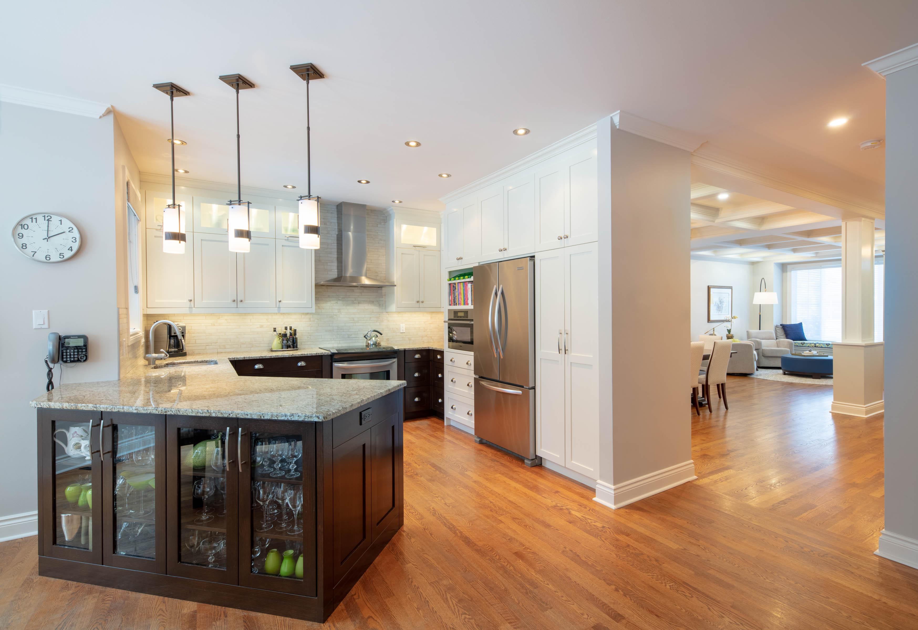 Transitional Design / Kitchen