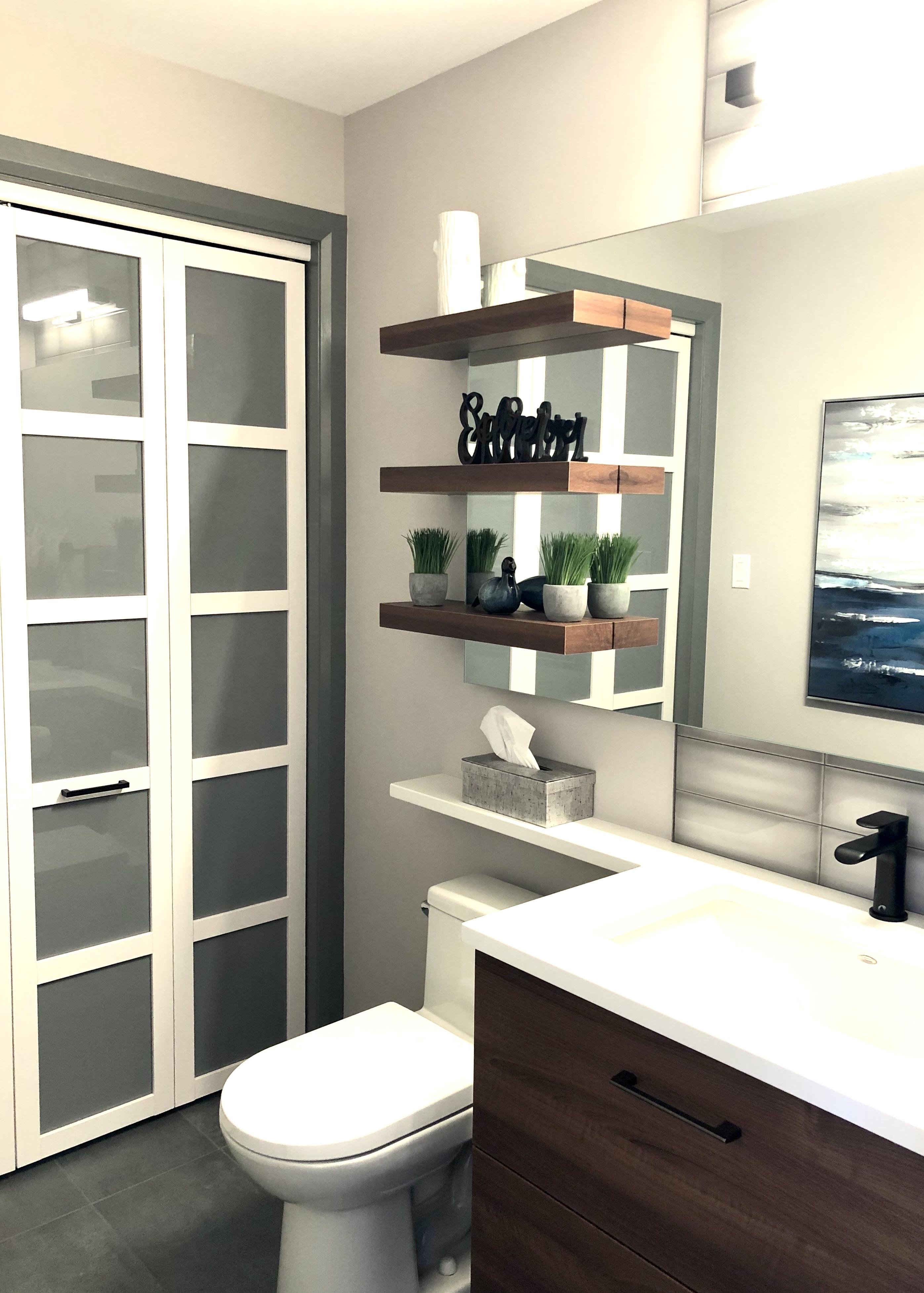 powder room _ laundry