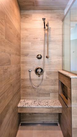 Elegant Master shower