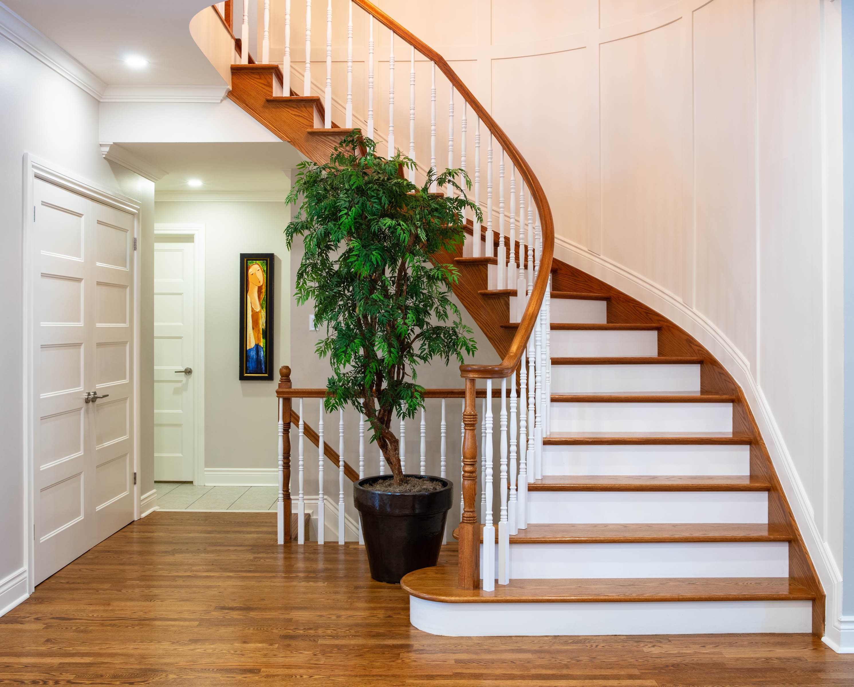 Transitional Classic Home