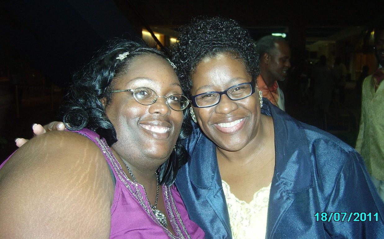Shelia&MommaSue