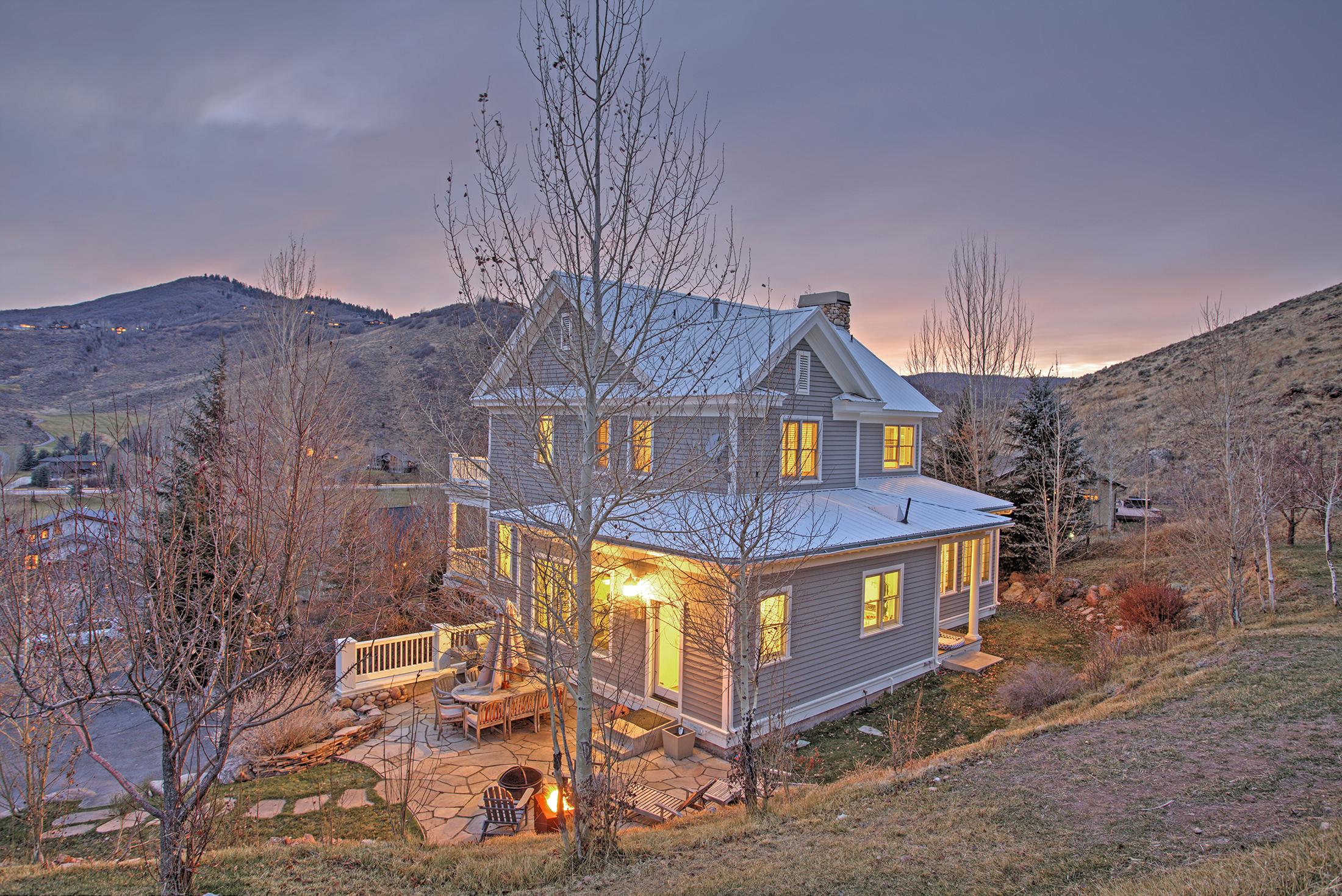 Jeremy Ranch Property