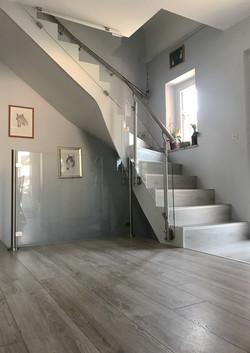 Rénovation par habillage de l'escalier e