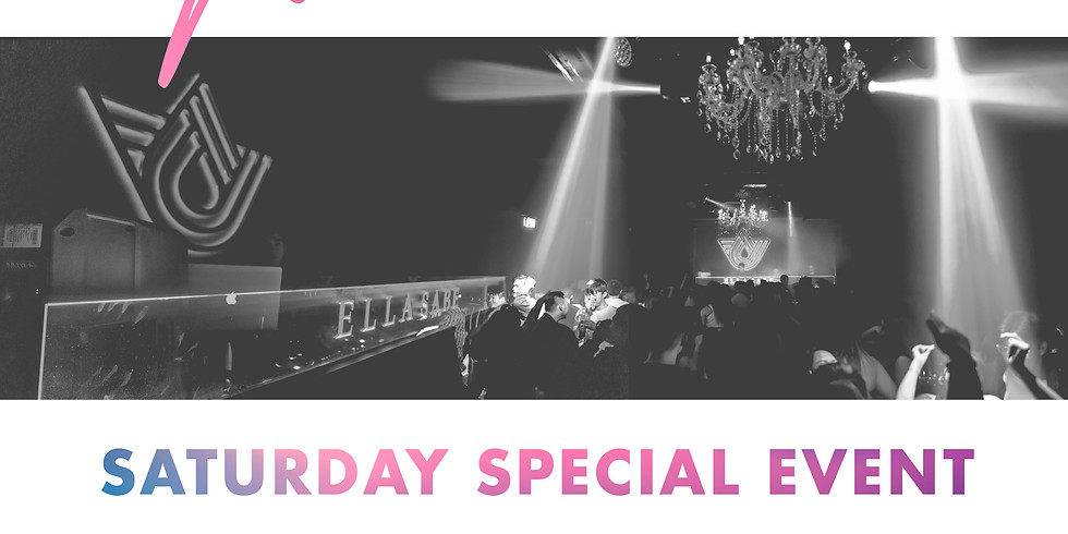 Velvet SATURDAY - End of Restrictions Special Event 31.07.21