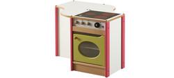 EJ 724 Module Frigo/cuisinière