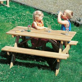 Table Pik-Nik enfants