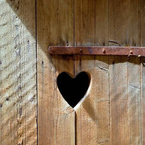 The Door Was Never Locked: A Poetic Expression