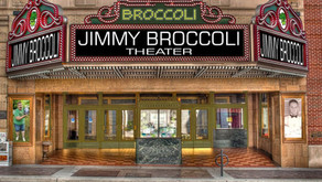 The Jimmy Broccoli Movie Theater - Fan Art with Rob Steele