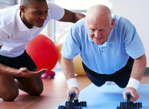 El ejercicio durante la terapia adyuvante en personas ancianas ¿Qué efectos tiene?