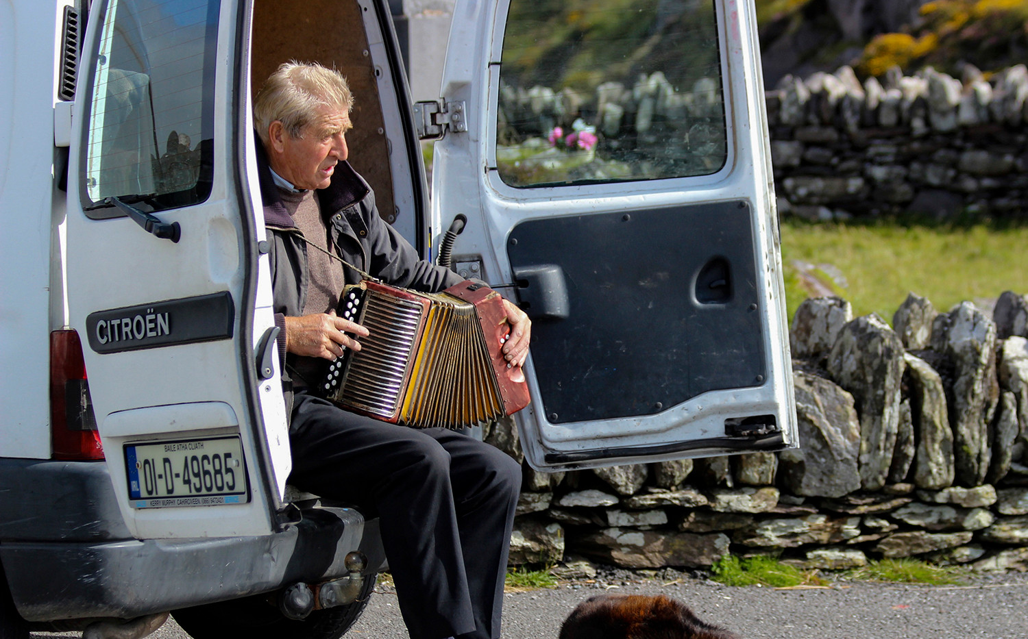 Roadside Entertainment the Irish Way