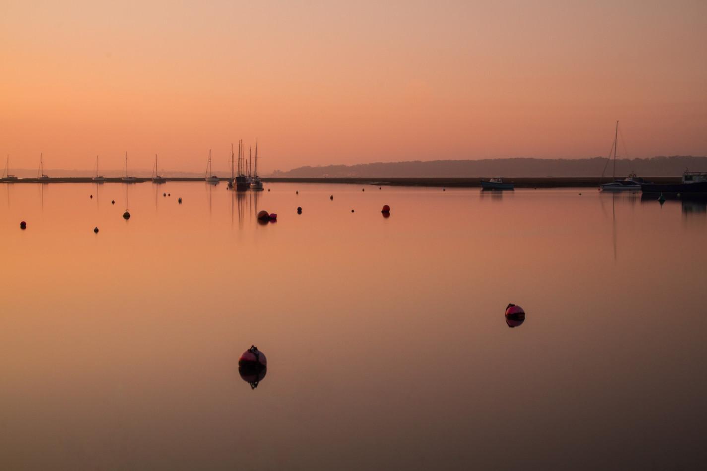 Keyhaven Dawn