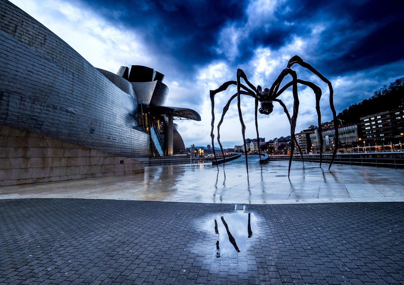 Guggenheim Bilboa