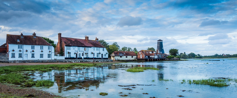 The Mill at Langstone Harbour