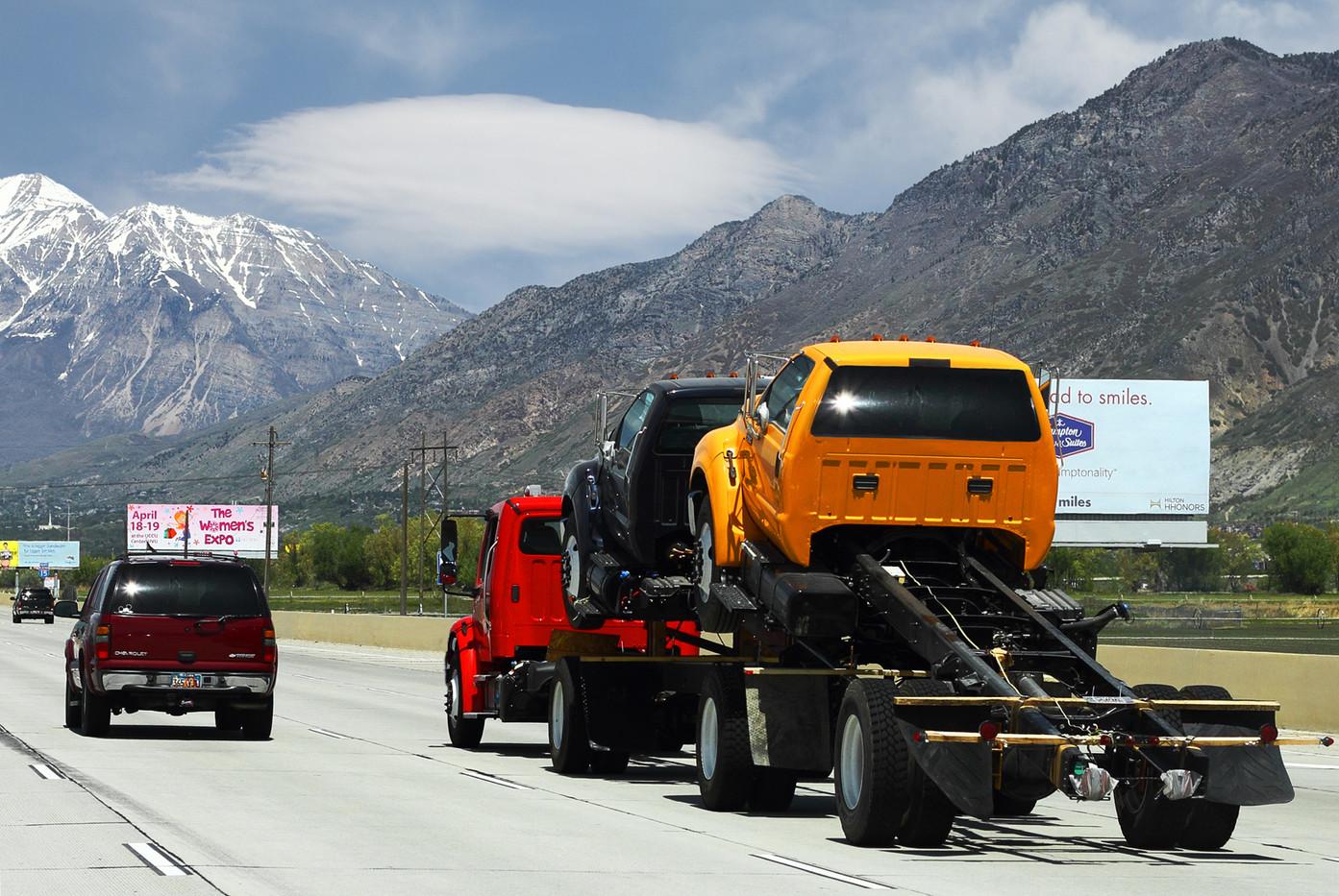 Keep On Truckin', Truckin', Truckin'