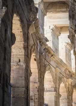 Amphitheatre Walls