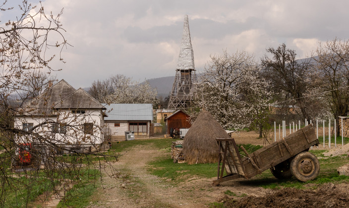 Farm and Steeple repairs, Maramures
