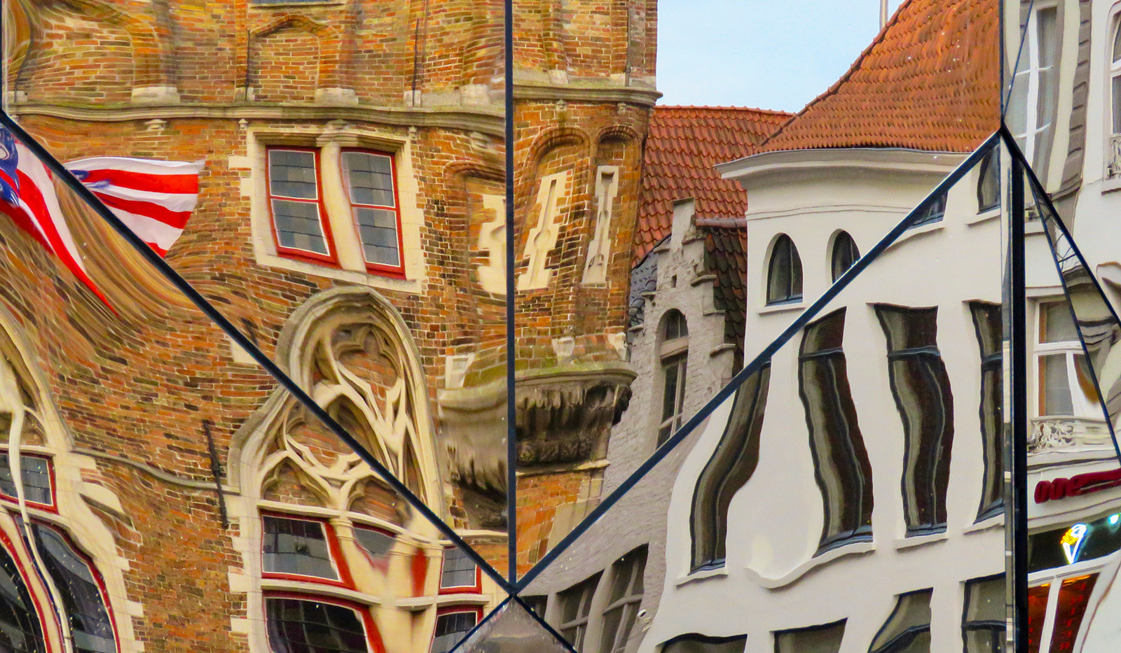 Bruges in the Mirror