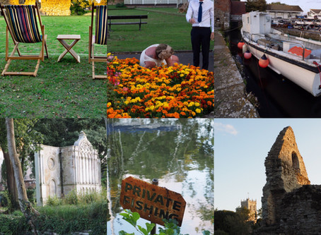 AN EVENING AT CHRISTCHURCH PRIORY