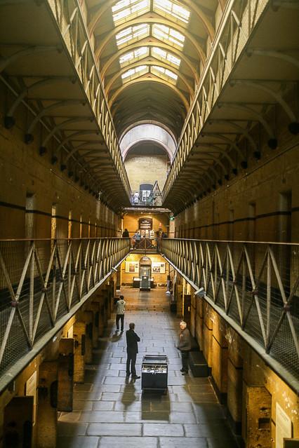 Prison visitors