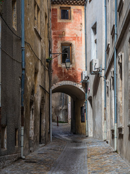 Medieval Passageway