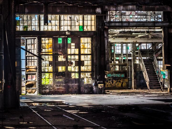 Old Rail Yard