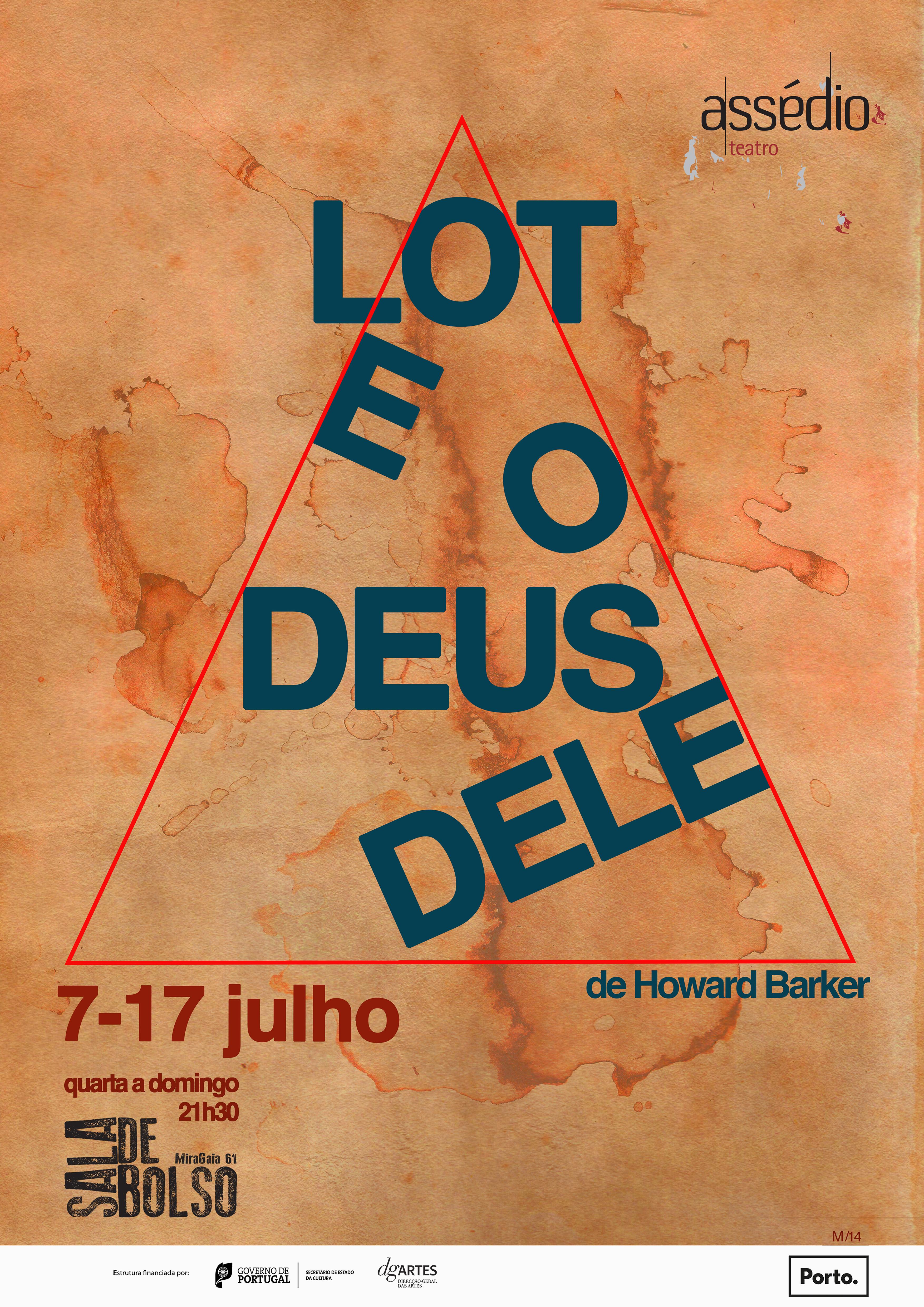 LOT E O DEUS DELE (2016)