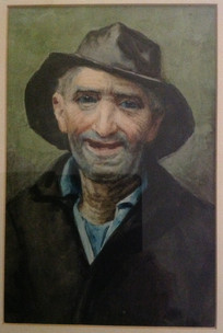 Old Italian Fishterman