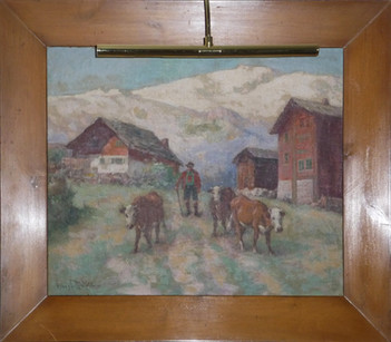 Swiss Cow Herder